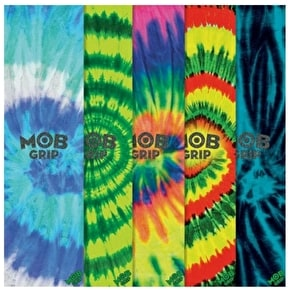 MOB Skateboard Griptape - Tie Dye Assorted
