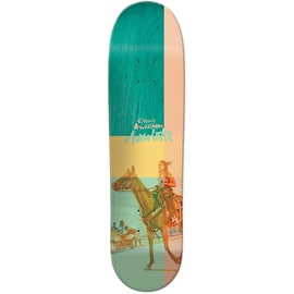 Chocolate City Cowboys Skateboard Deck - Anderson 8.125