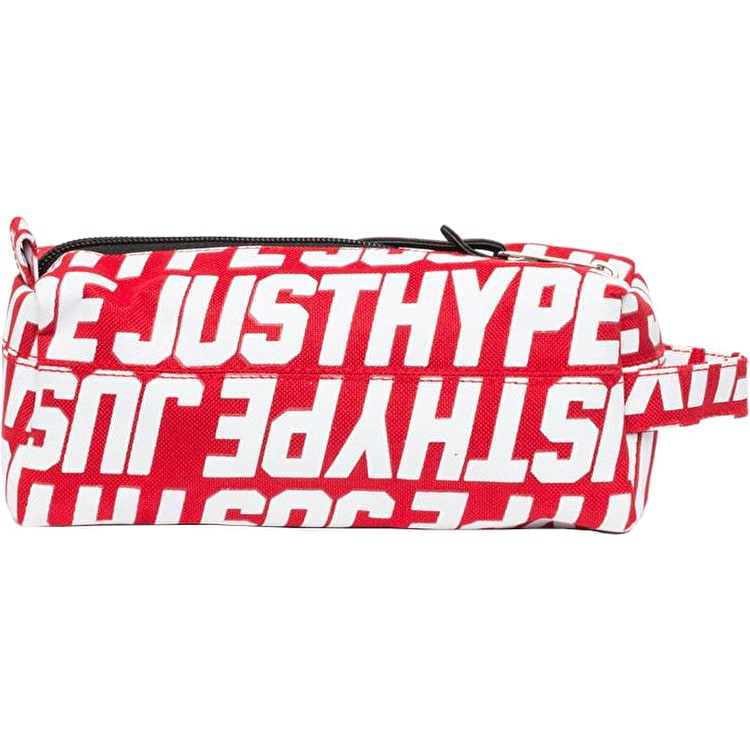 Hype JH Sports Pencil Case - Red/White