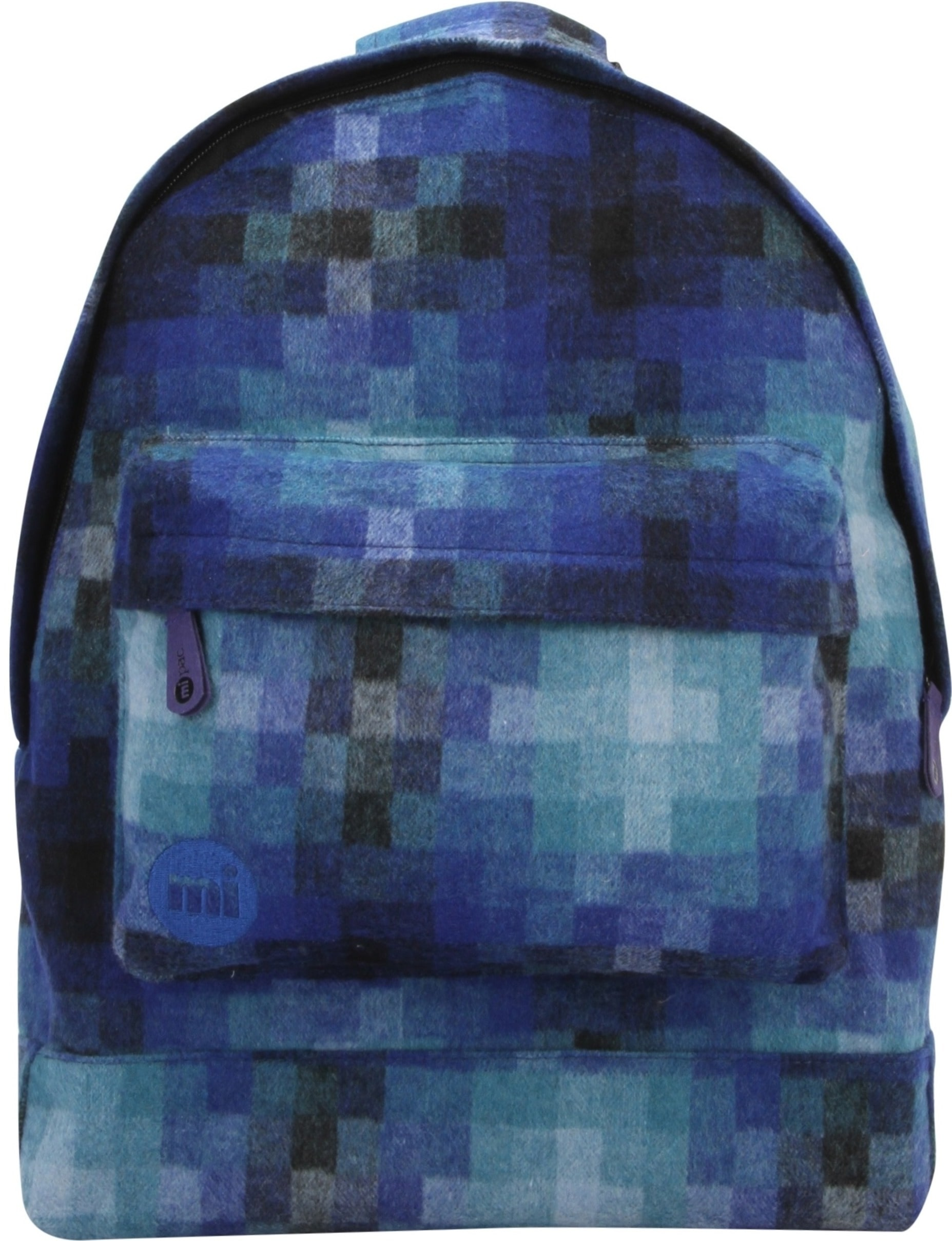 MiPac Pixel Check Backpack  Blue