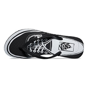 Vans Hanelei Flip Flops - (Authentic) Black