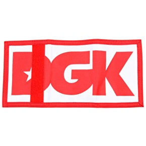 DGK Stacked Wallet - Red