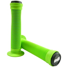 ODI Long neck ST Bar Grips - Green