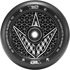 Blunt Envy 110mm Hollow Hologram Scooter Wheel - Geo