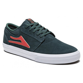 Lakai Griffin Skate Shoes - Pine