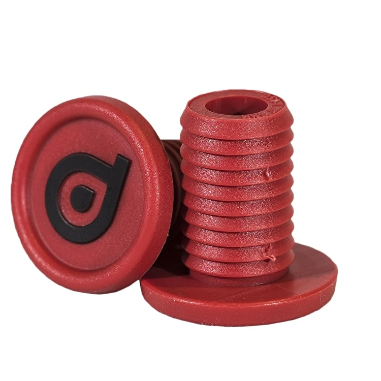District S-Series BE15A Steel Bar Ends - Red