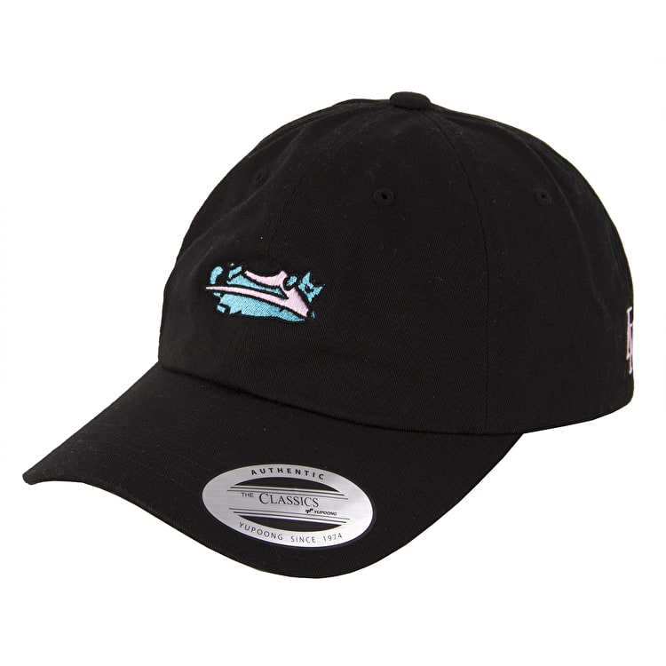 Lakai Leon Dad Hat - Black  2e7bfc97d46