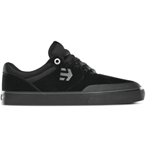 Etnies Marana Vulc Skate Shoes - (Willow) Black/Black/Gum