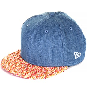 New Era 9Fifty Snapback Cap - Weave Vize
