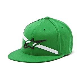 Alpinestars Campbell Flexfit Cap - Kelly Green