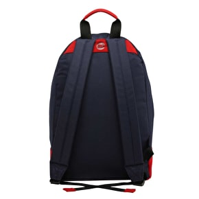 Mi-Pac Backpack - Maxwell Classic Navy/Red