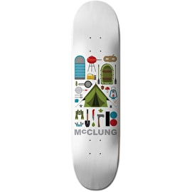Plan B Essentials Skateboard Deck - Trevor 8.25