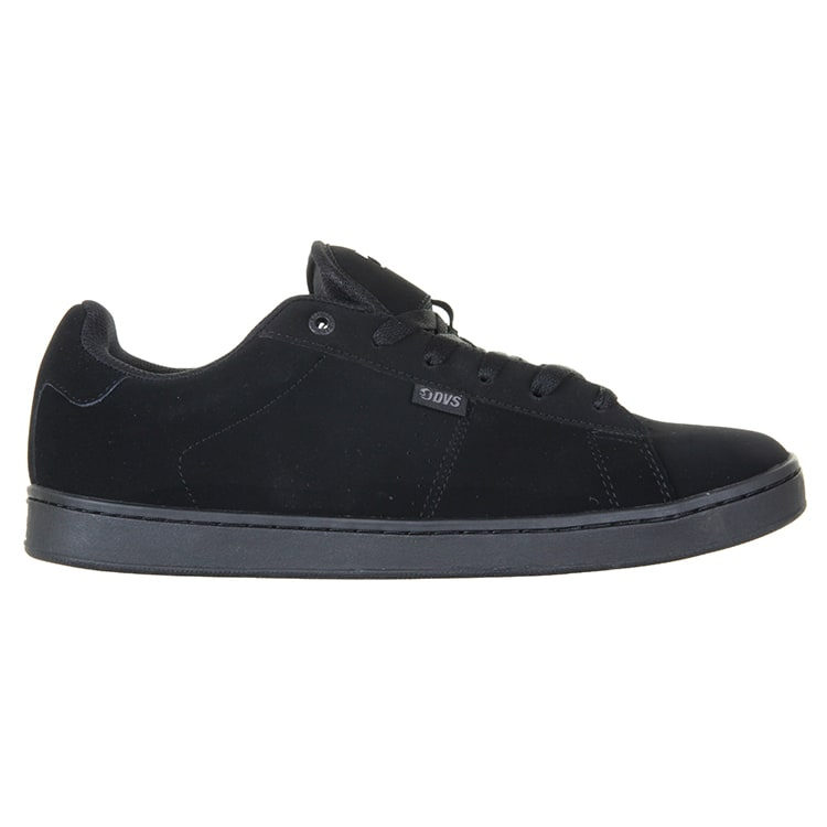 DVS Revival 2 Skate Shoes - Black/Black