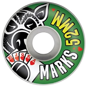 Pig Vice Marks Skateboard Wheels - 52mm
