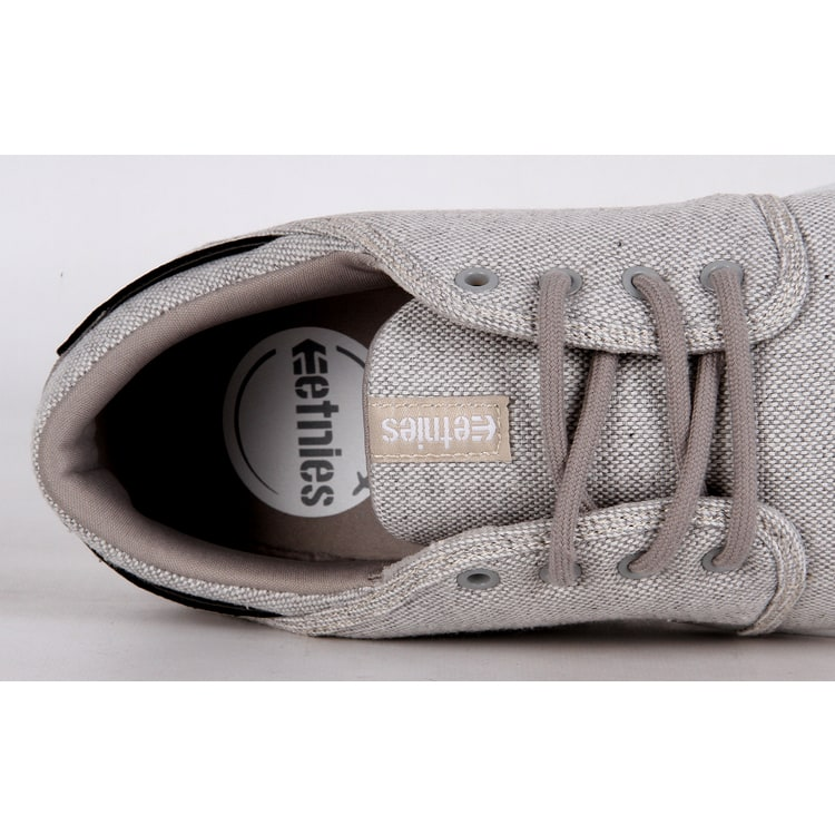 Etnies Scout Skate Shoes - Warm Grey