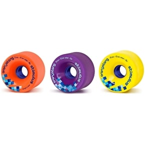 Orangatang Stimulus 70mm Longboard Wheels (Pack of 4)