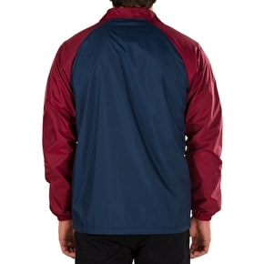 Vans Torrey Jacket - Dress Blues/Rhubarb