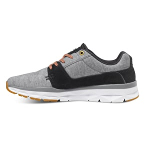 DC Player SE Shoes - Grey/Black