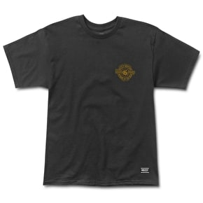 Grizzly G Script T-Shirt - Black