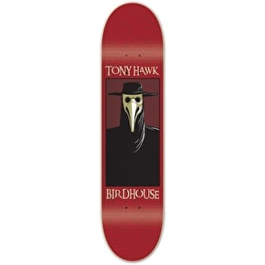 Birdhouse Plague Doctor Skateboard Deck - Hawk