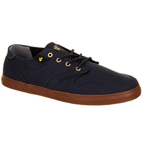 DVS Whitmore Shoes - Navy Suede