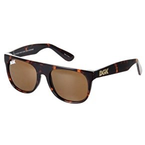 DGK Playa Sunglasses - Tortoise