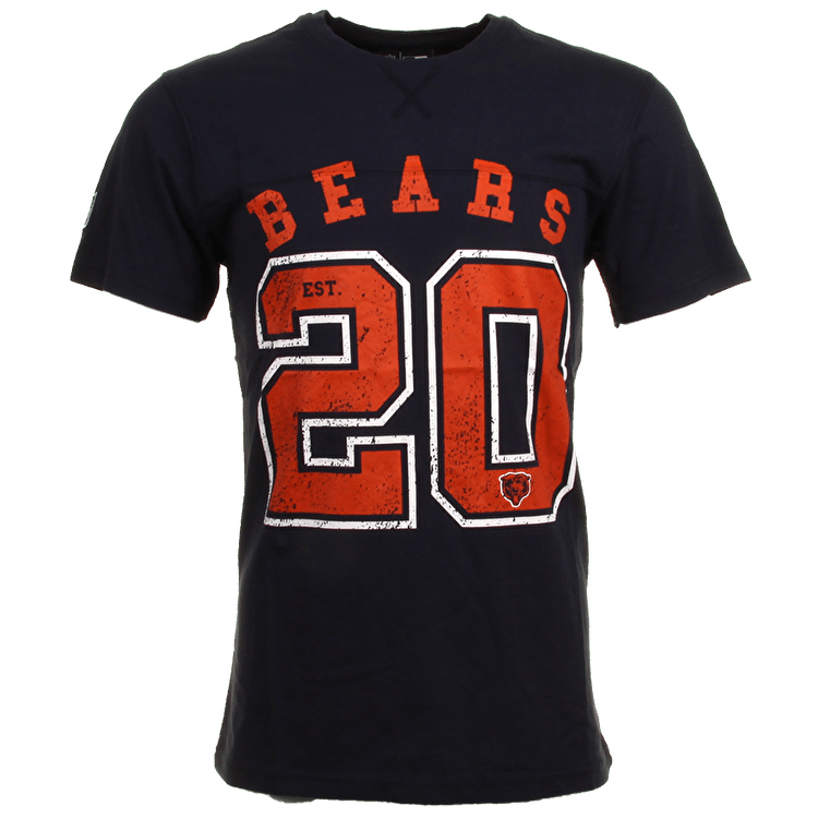 New Era NFL Vintage Number T-Shirt - Chicago Bears