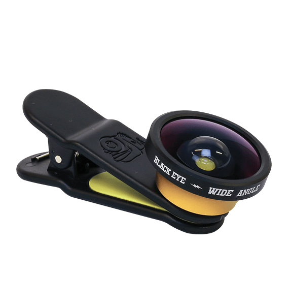 Image of Black Eye Wide Angle Universal Phone Camera Lens