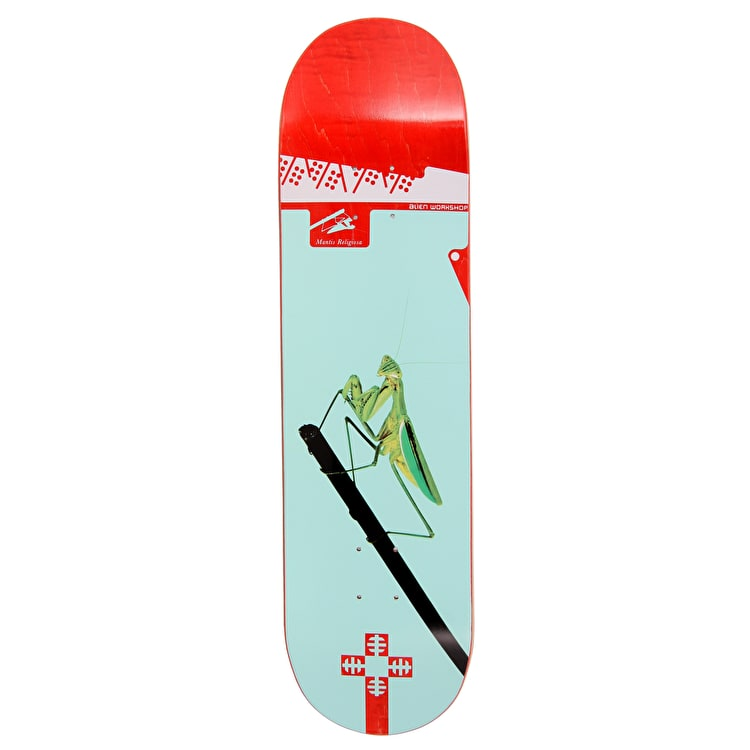 Alien Workshop Mantis Skateboard Deck - 8.375""