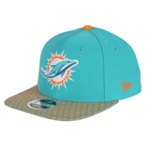 New Era NFL Sideline 9Fifty Cap - Miami Dolphins