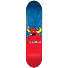 Toy Machine Monster Mini Skateboard Deck - 7.375