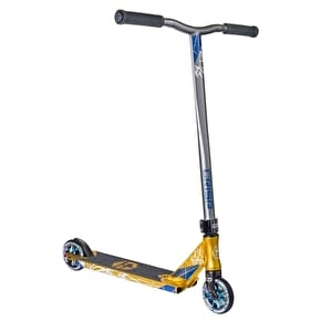 Crisp 2018 Inception Complete Scooter - Gold/Grey