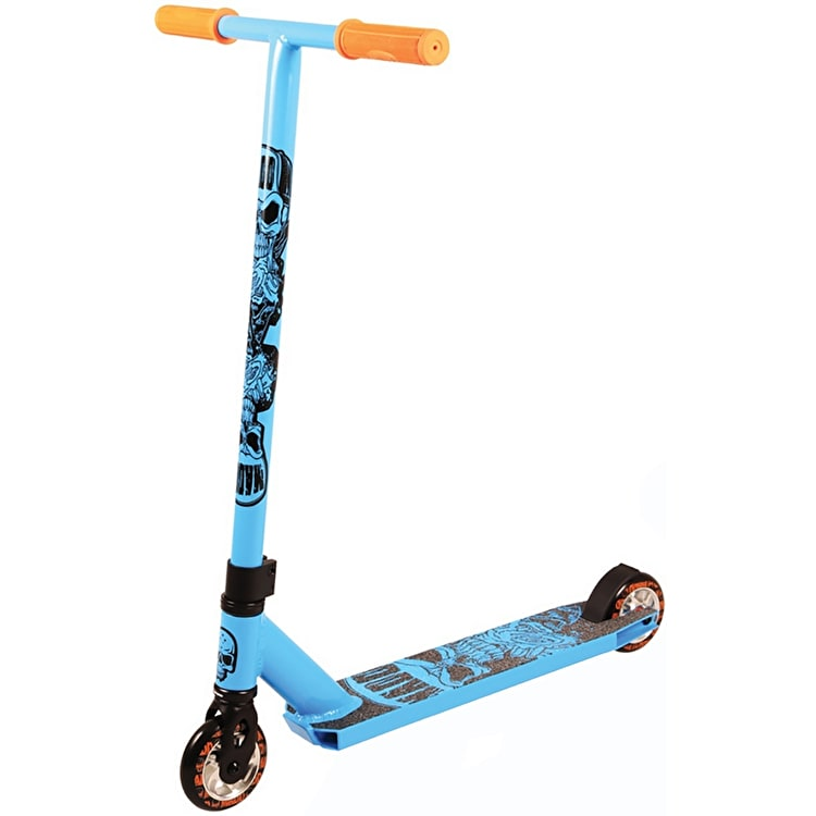 Madd Hatter Kick Extreme II Complete Scooter - Sky Blue