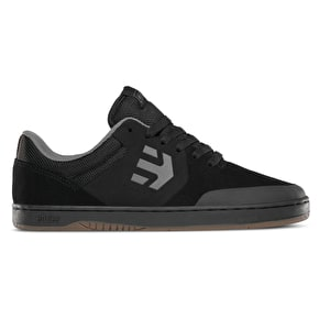 Etnies Marana Skate Shoes - Black/Grey/Gum