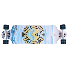 Kryptonic Drop Down Complete Longboard - Heat Wave 32''