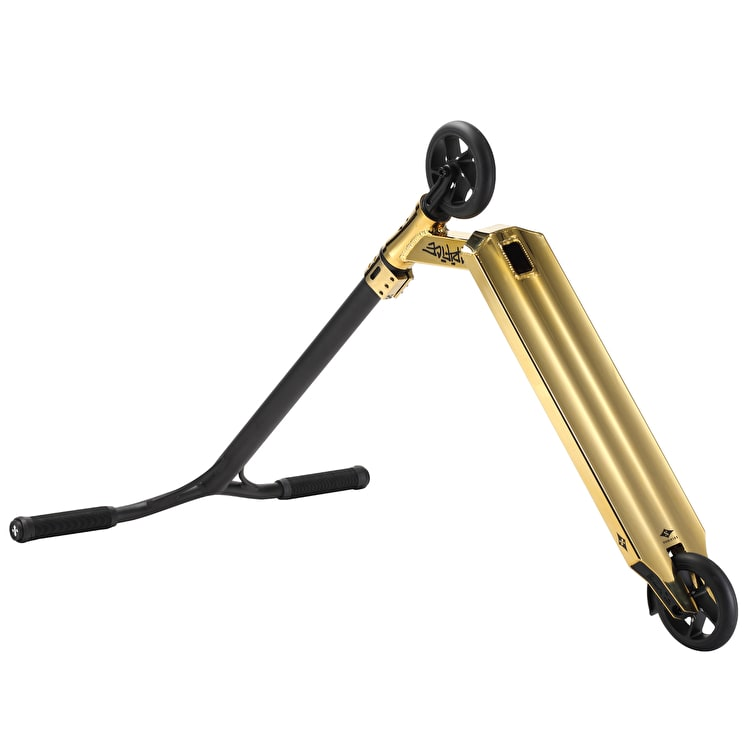 Sacrifice Flyte 120 Complete Scooter - Neochrome/Gold