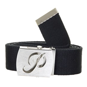 Primitive Classic P Stencil Belt - Black