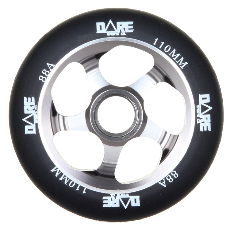 Image of Dare Motion Scooter Wheel - Gunmetal 110mm