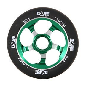 Dare Motion Scooter Wheel - Green 110mm