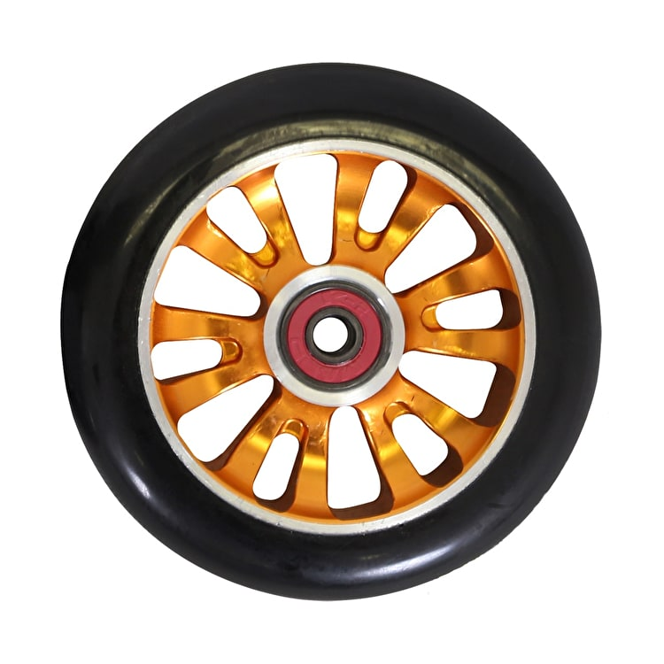 "MGP ""Vicious"" Scooter Wheel - Orange/Black 110mm"