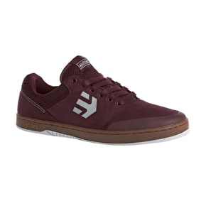 B-Stock Etnies Marana Vulc Shoes - Maroon - UK 10 (No Insoles)
