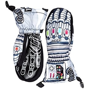 Neff Power Kids Overmitt - Grey