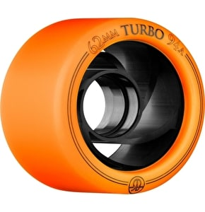 Rollerbones Derby Turbo Quad 62mm Wheels 94A (4pk)