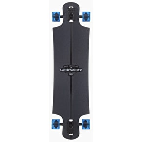 Landyachtz Maple Drop Hammer Blue Jay 36.5