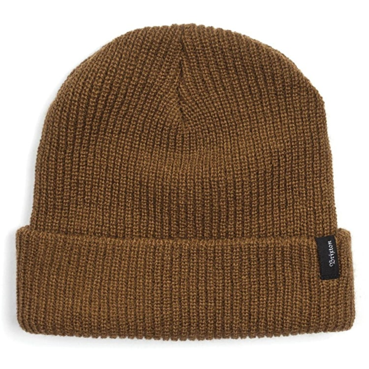 Brixton Heist Beanie - Coyote Brown