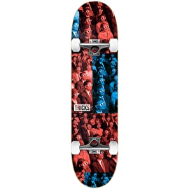 Tricks Dimensions Complete Skateboard - 7.75