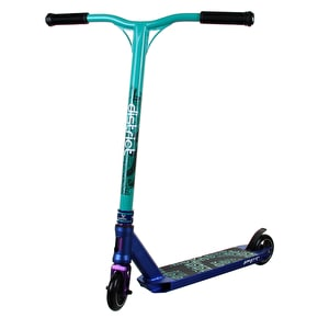District x Grit Custom Scooter - Blue/Purple/Turquoise