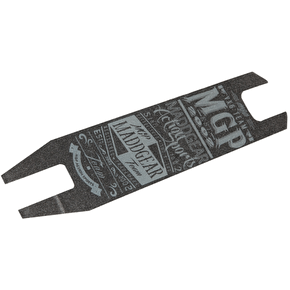 MGP VX6 Team Scooter Grip Tape - Black/Grey