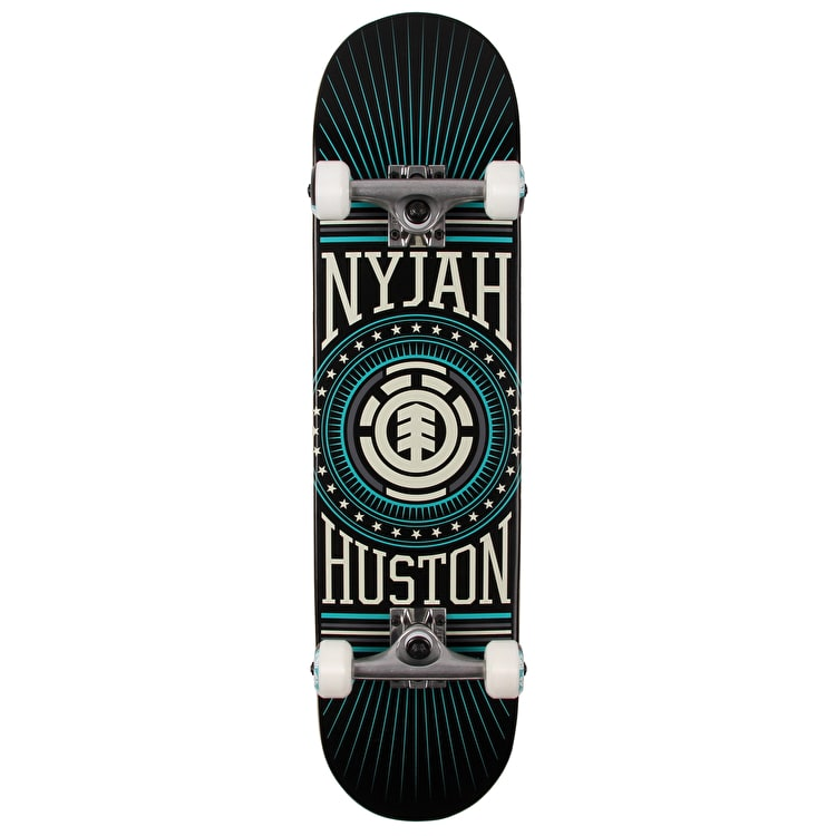 Element Dialed Complete Skateboard - Nyjah 7.75""