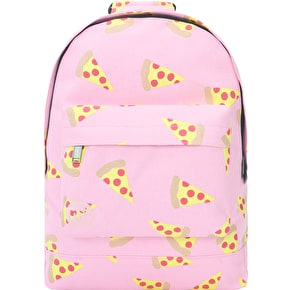 Mi-Pac Pizza Backpack - Pink